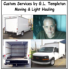 Custom Services by GL Templeton